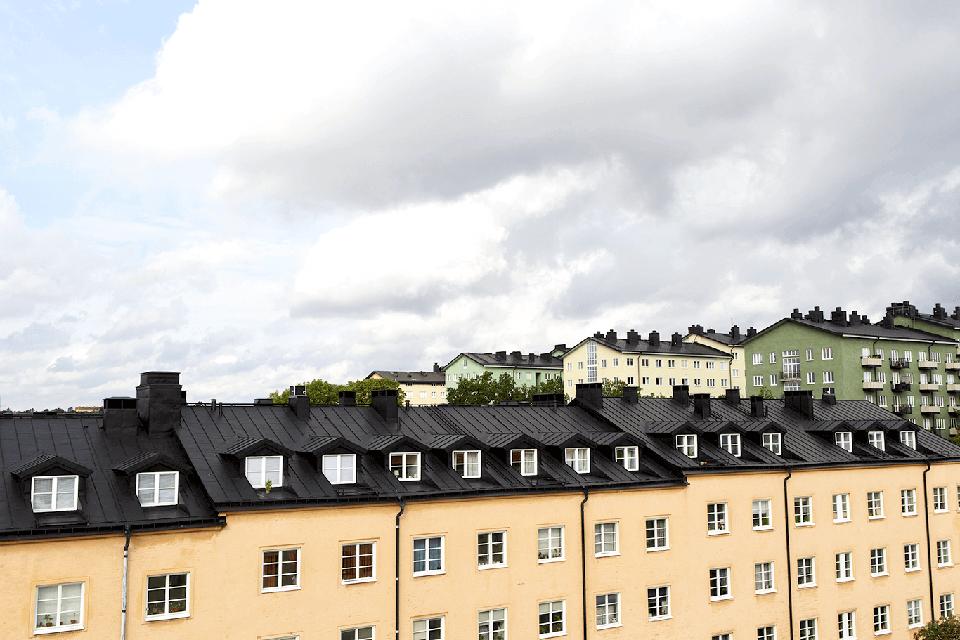 Vi utför takläggning & takrenovering i Stockholm med omnejd.